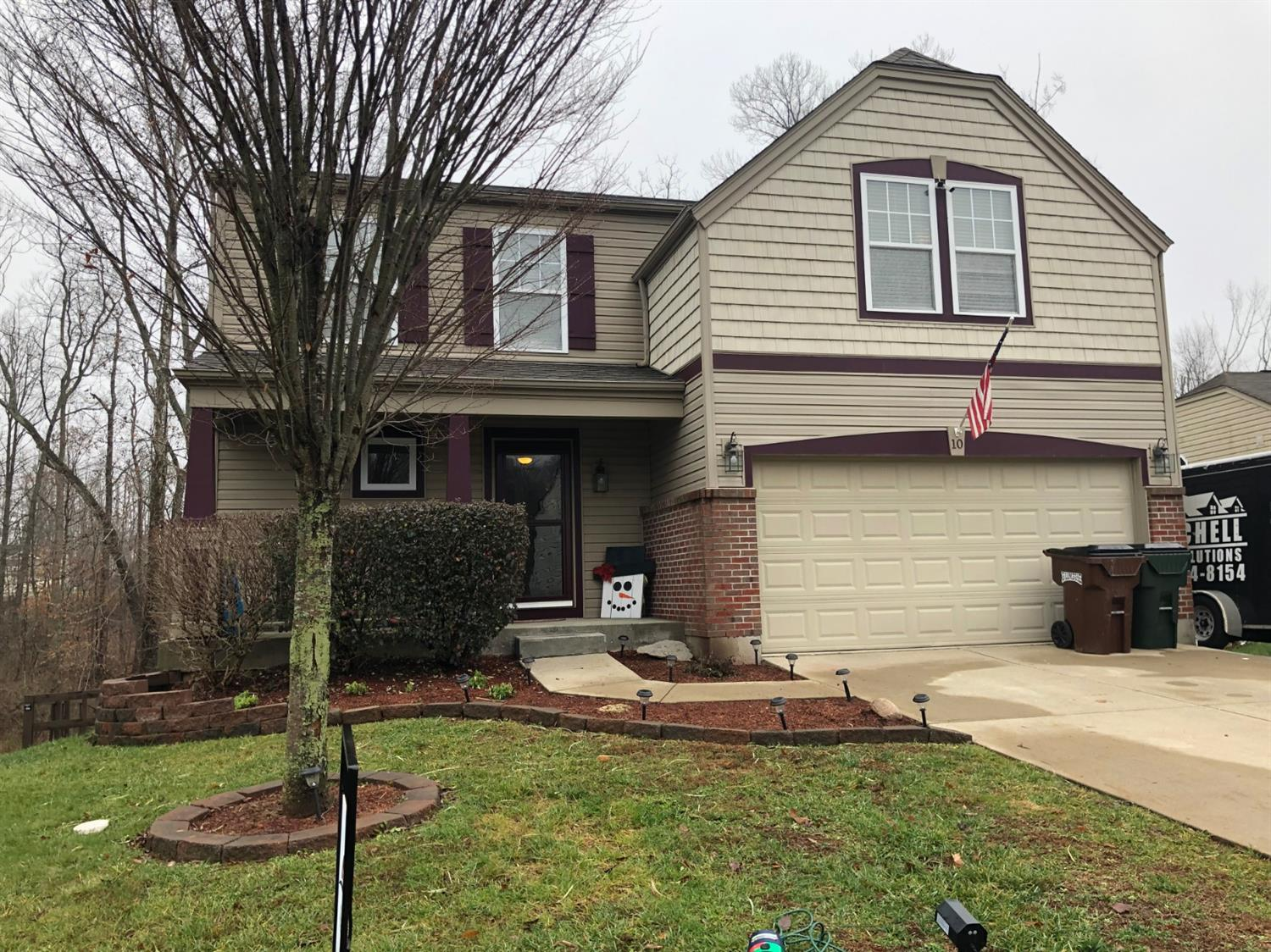 Property for sale at 10 Shady Creek Lane, Amelia,  OH 45102
