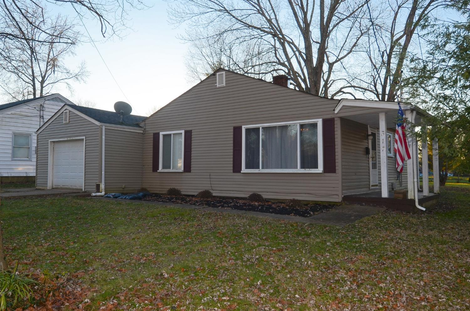 Property for sale at 317 N Ash Street, Bethel,  OH 45106