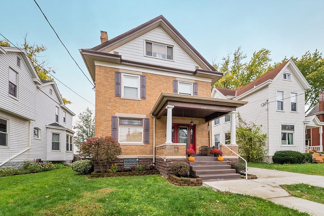 Property for sale at 2259 Washington Avenue, Norwood,  OH 45212