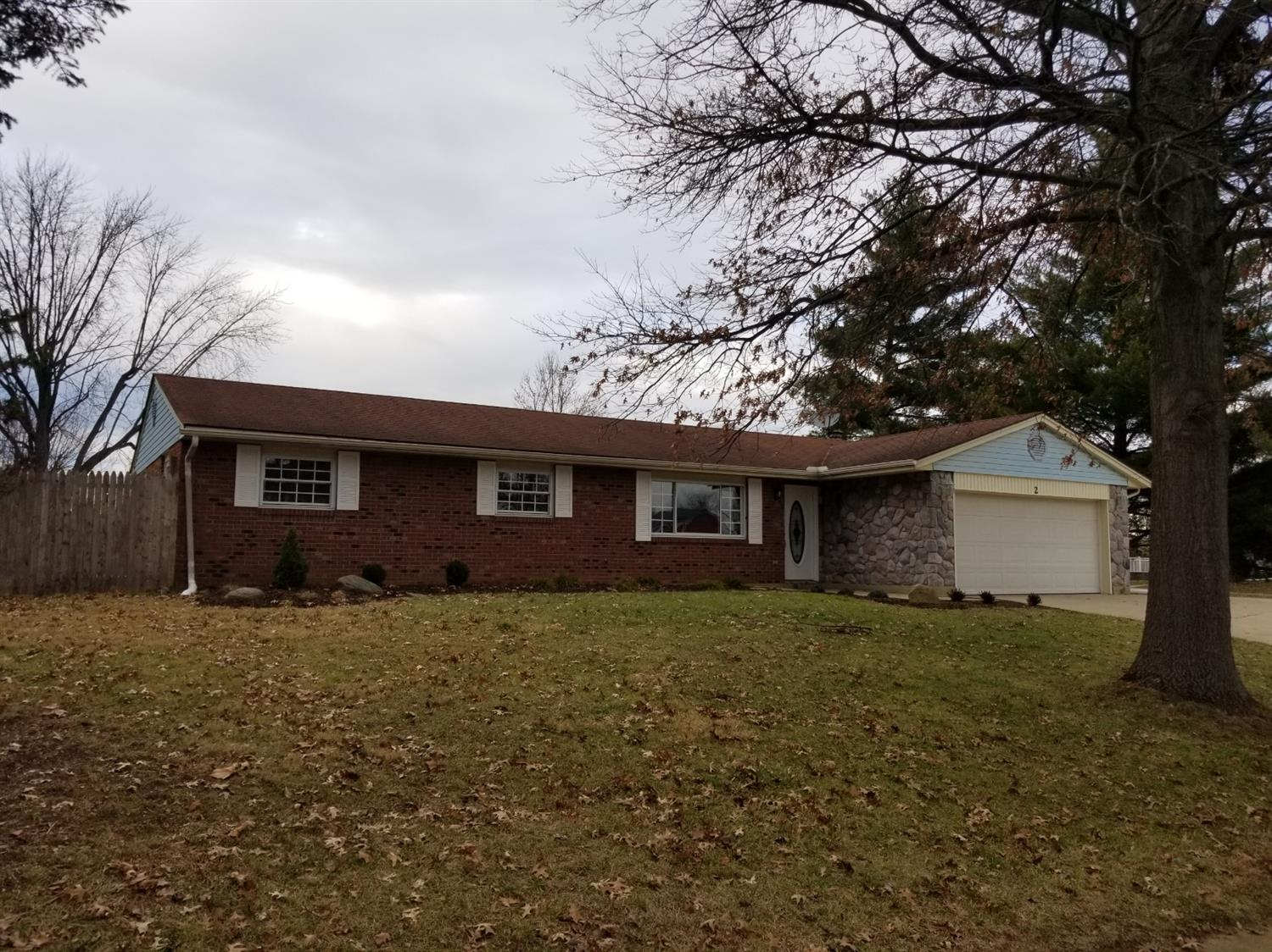 Property for sale at 2 Oak Avenue, Trenton,  OH 45067