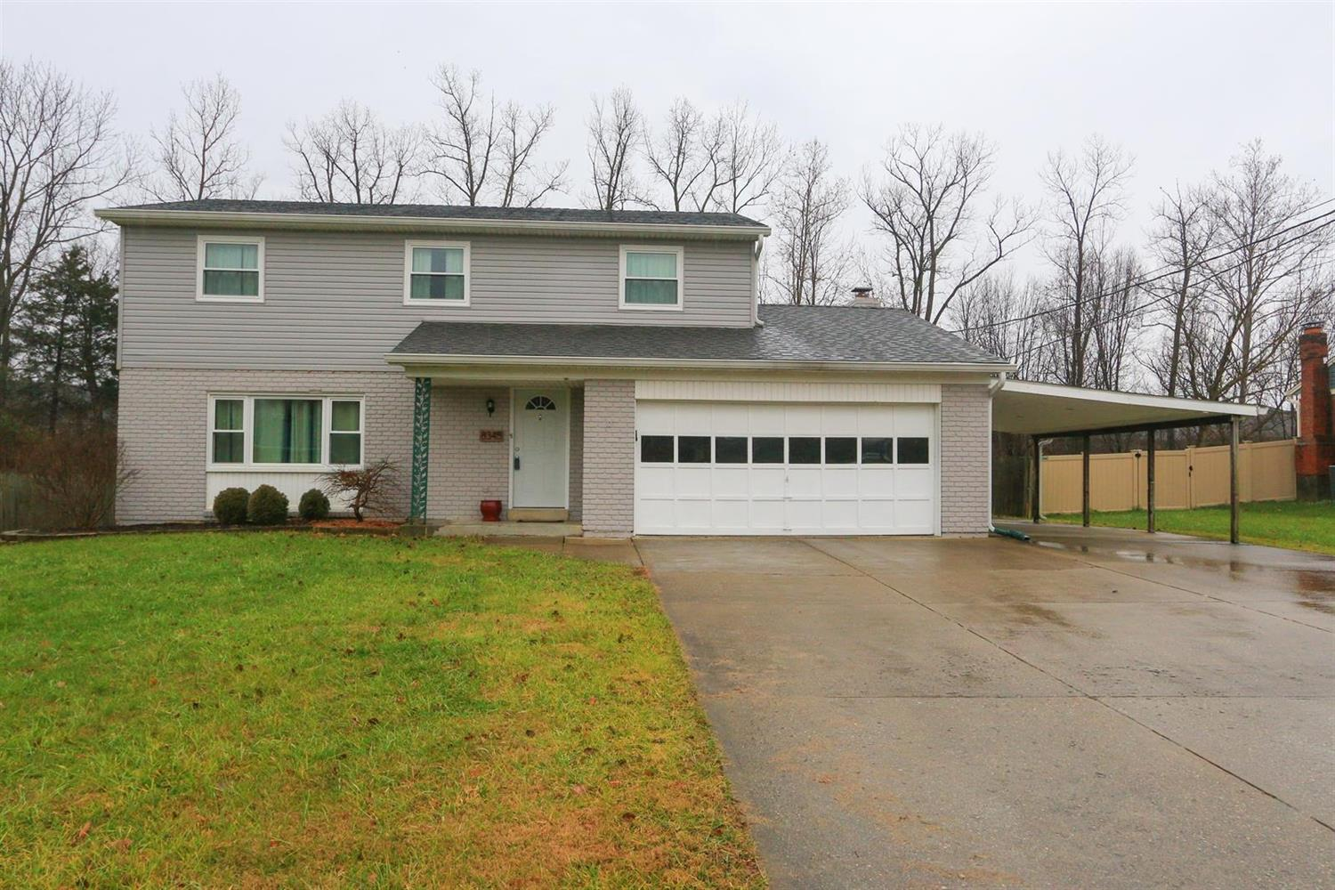 Property for sale at 8345 Vicksburg Drive, Symmes Twp,  OH 45249