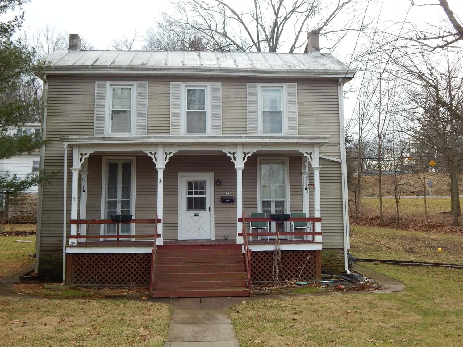 Property for sale at 100 Kibbey Avenue, Morrow,  OH 45152