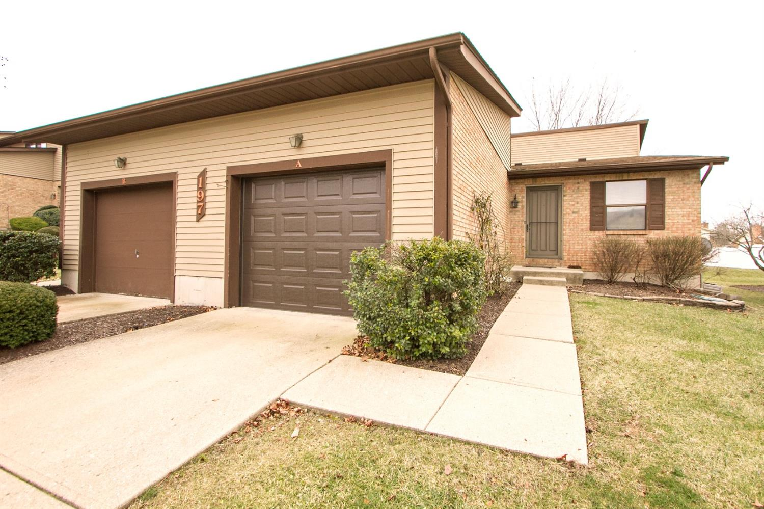 Property for sale at 197 Ewing Drive Unit: A, Fairfield,  OH 45014
