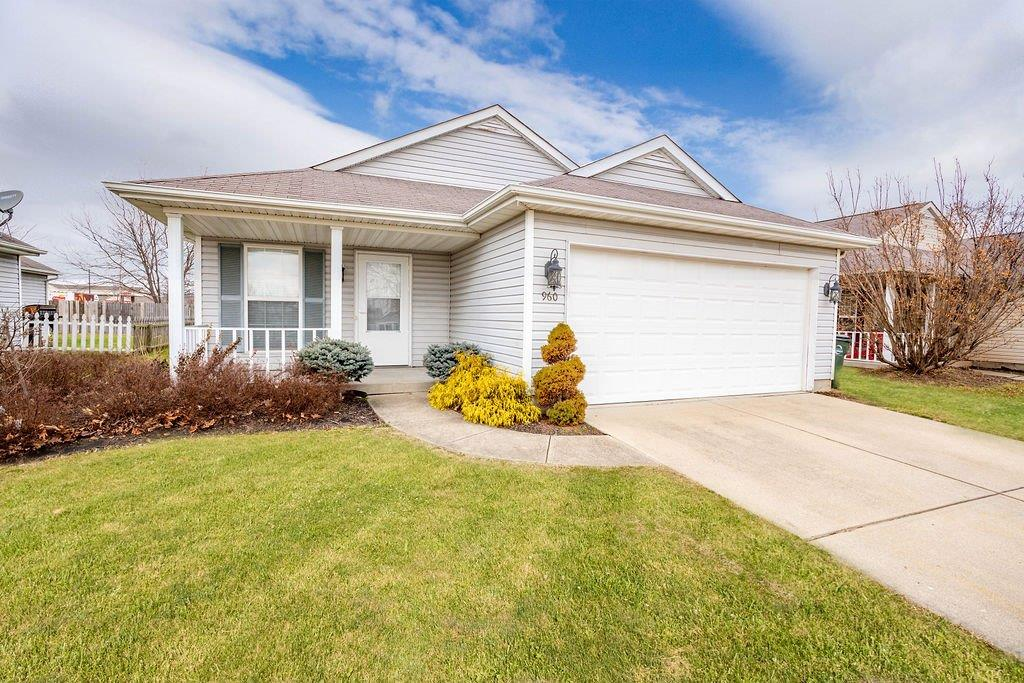 Property for sale at 960 Hathaway Drive, Trenton,  OH 45067