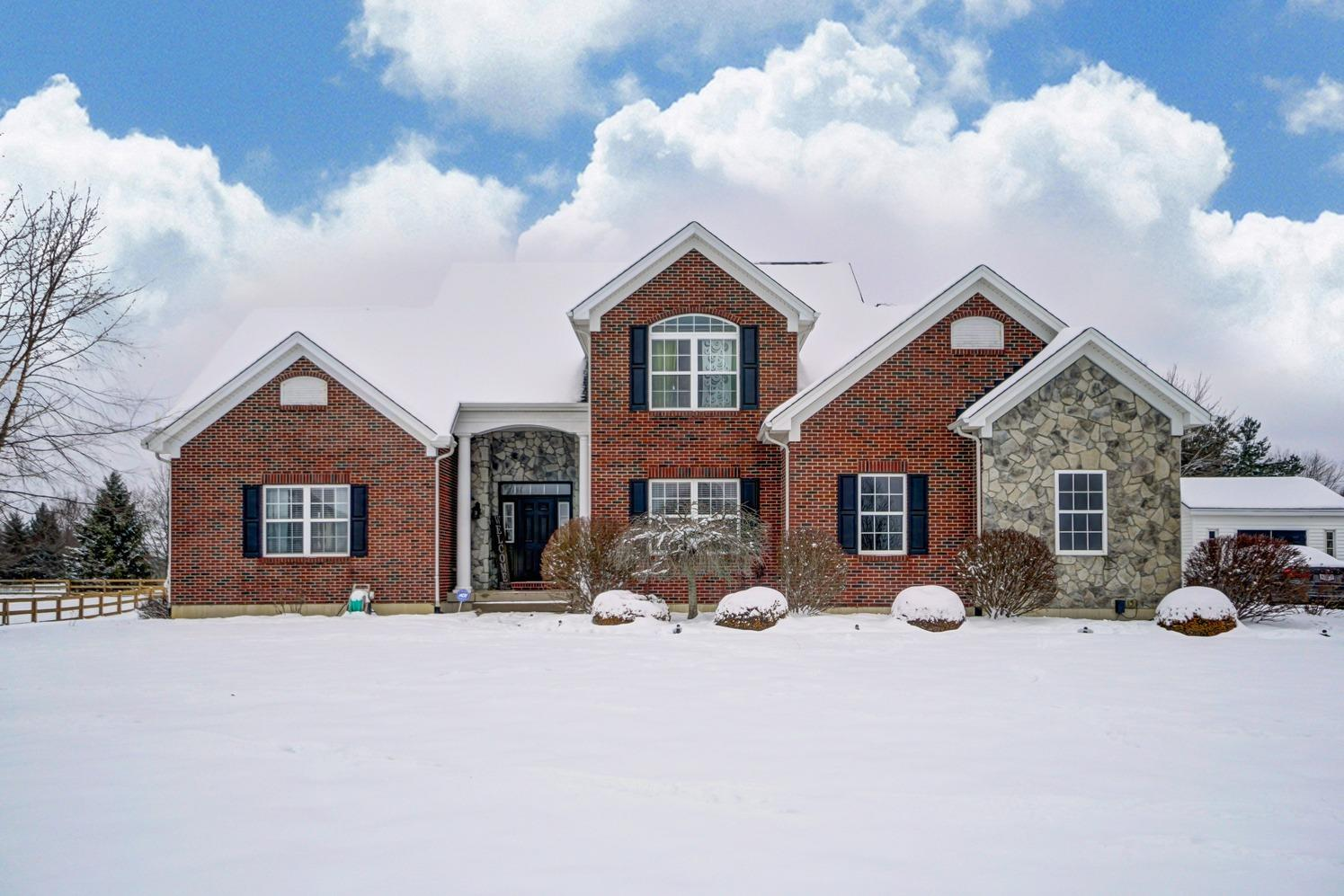 Property for sale at 2412 Columbine Court, Turtle Creek Twp,  OH 45036