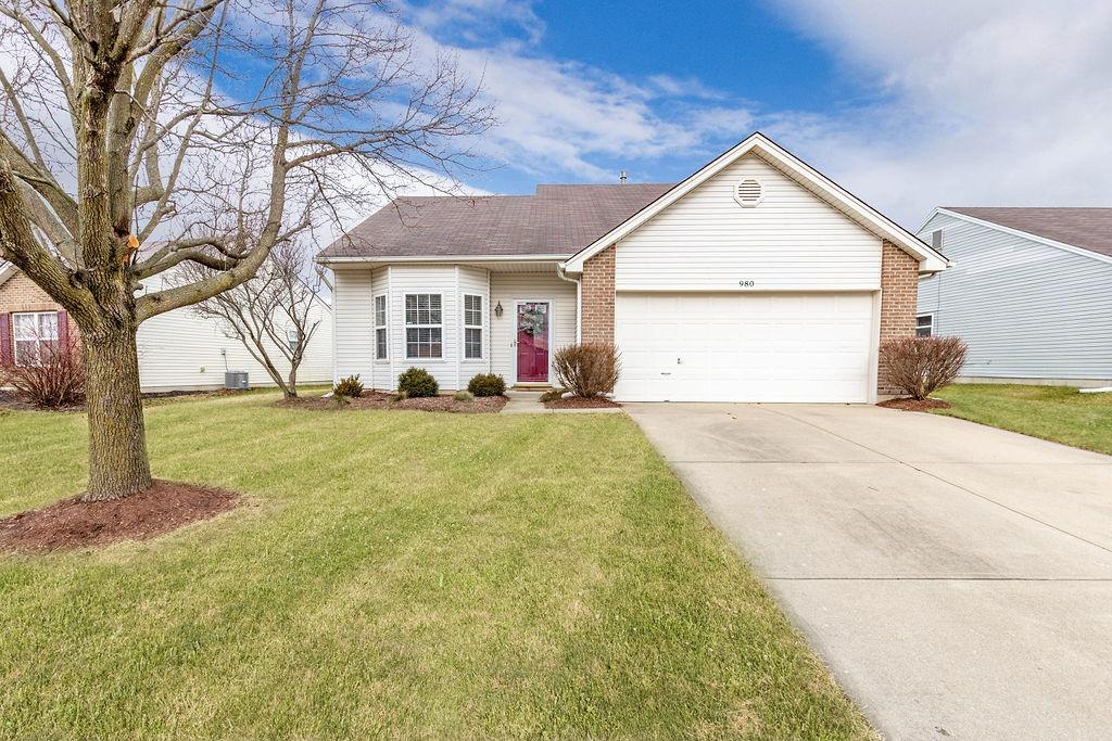 Property for sale at 980 Marcia Drive, Trenton,  OH 45067