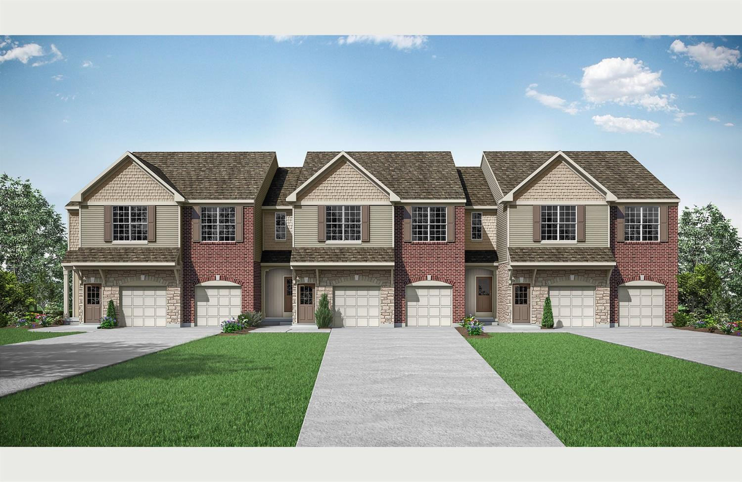 Property for sale at 1016 Misty Stream Drive Unit: 36D, Springfield Twp.,  OH 45231