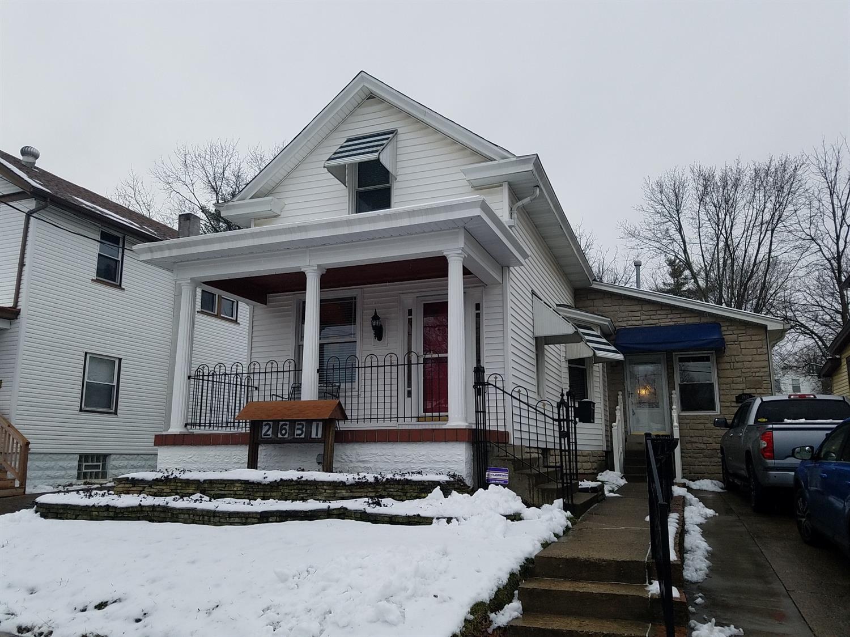 Property for sale at 2631 Grover Hill Avenue, Cincinnati,  Ohio 45212