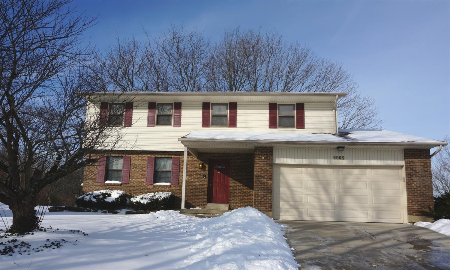 Property for sale at 6005 N Turtlecreek Drive, Fairfield,  OH 45014
