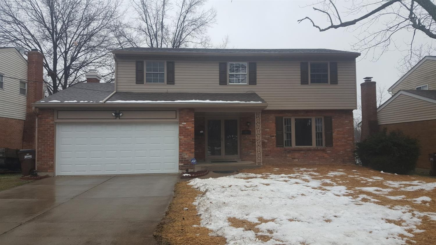 Property for sale at 1100 Gracewind Court, Springfield Twp.,  Ohio 45231