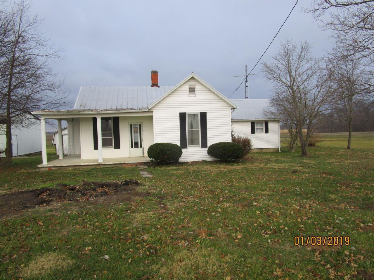 Property for sale at 100 Cherry Fork Road, Wayne Twp,  OH 45697