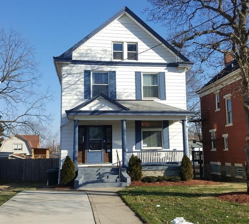 Property for sale at 3810 Floral Avenue, Norwood,  OH 45212