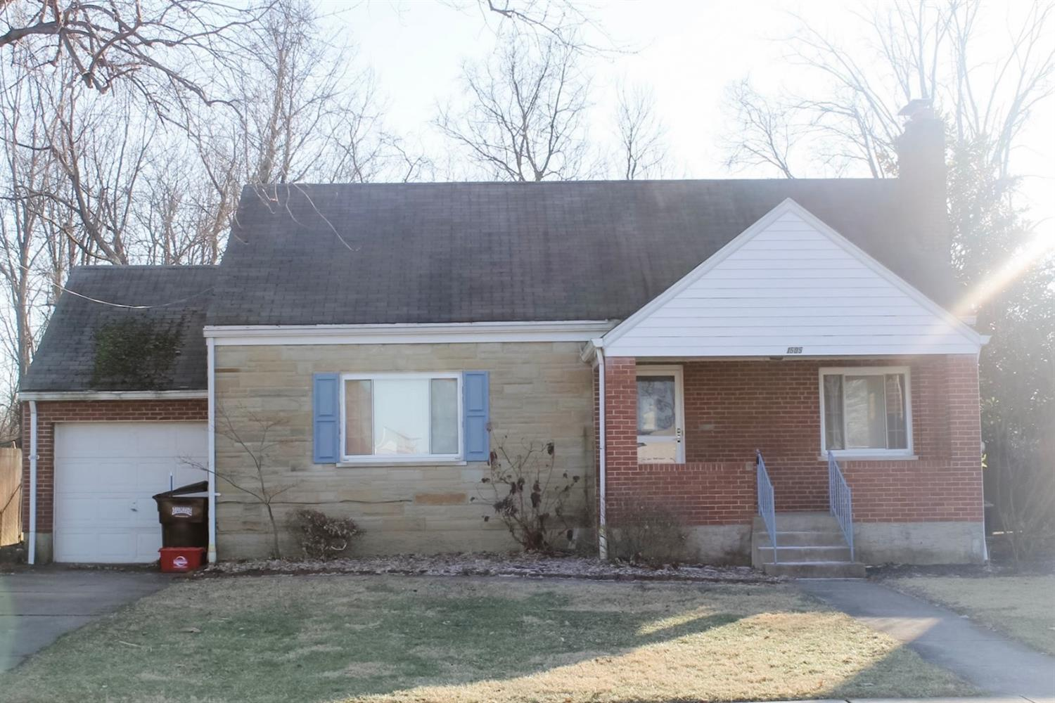 Property for sale at 1505 Clovernoll Drive, North College Hill,  OH 45231