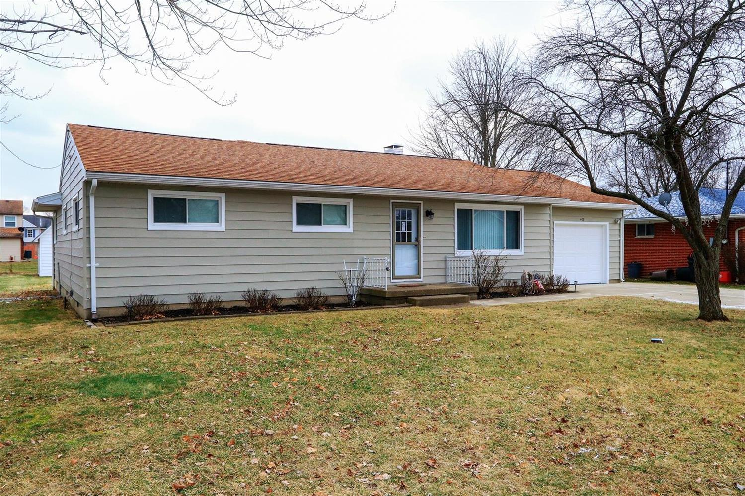 Property for sale at 408 N First Street, Trenton,  Ohio 45067