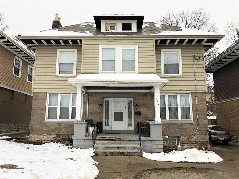 Property for sale at 536 Elberon Avenue, Cincinnati,  OH 45205