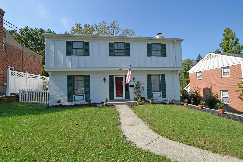Property for sale at 1107 Paxton Avenue, Cincinnati,  Ohio 45208