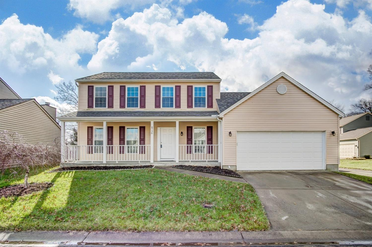 Property for sale at 8736 Hedgerow Lane, Deerfield Twp.,  OH 45039