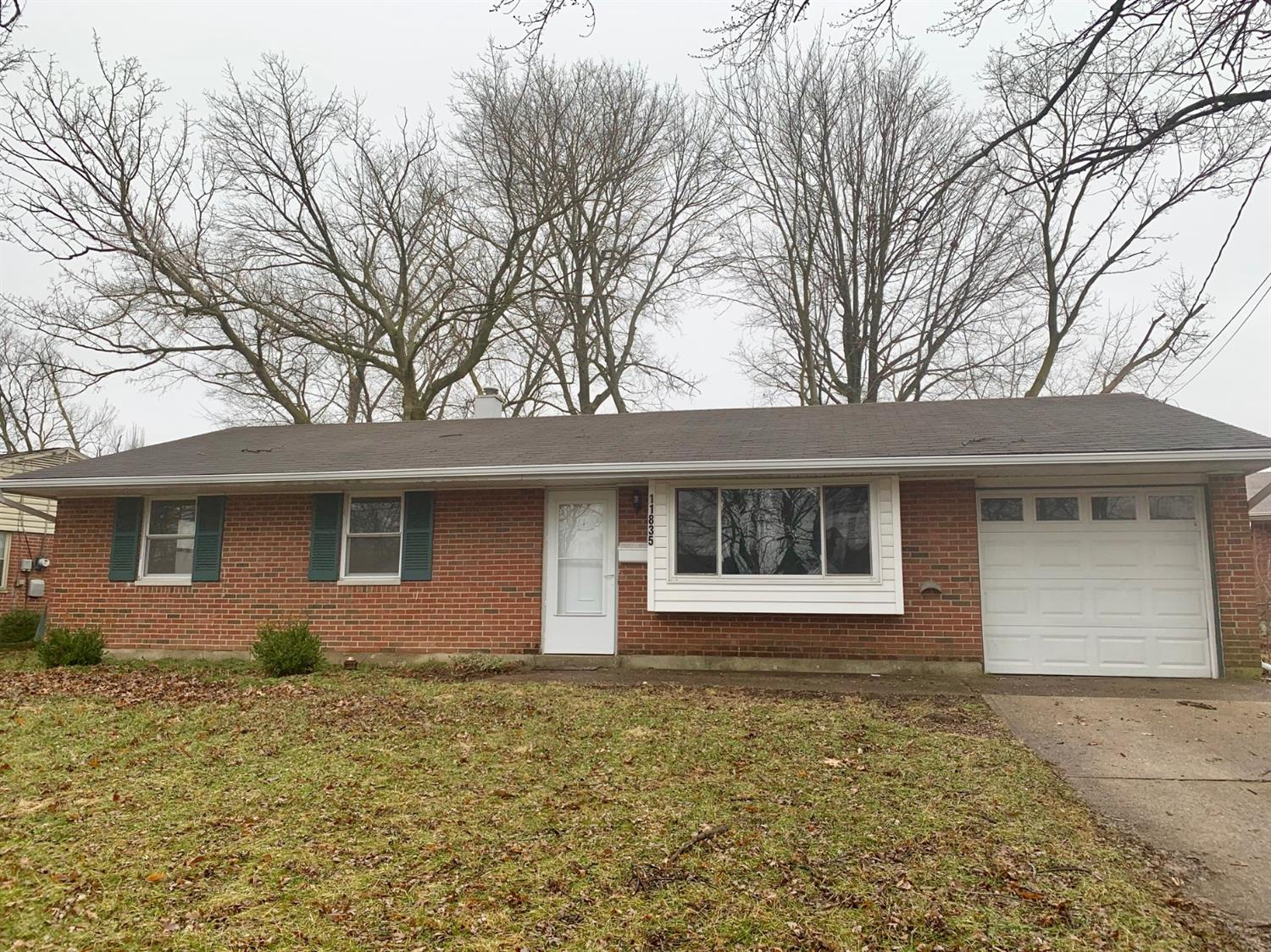 Property for sale at 11835 Van Cleve Avenue, Springdale,  OH 45246