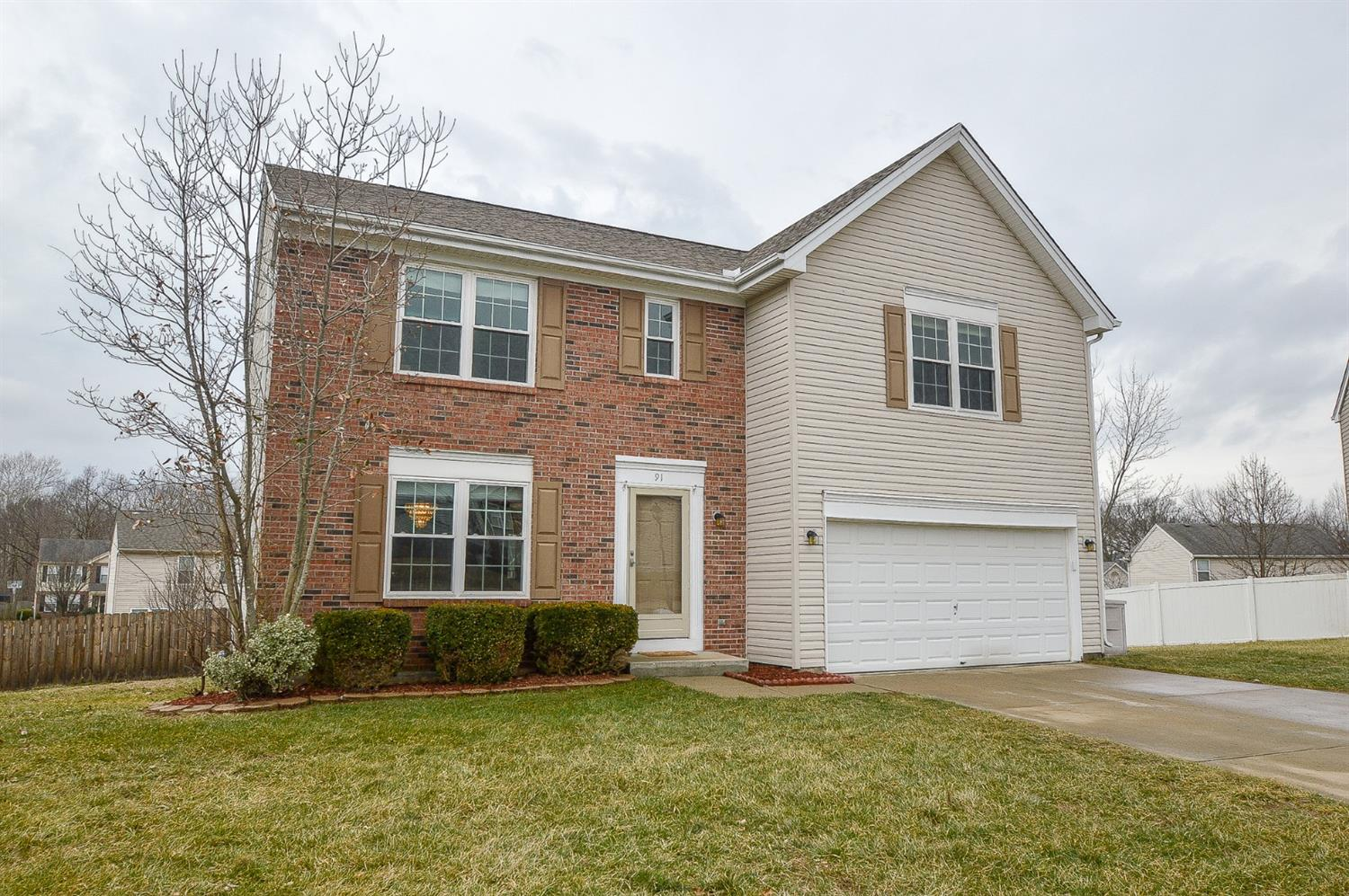 Property for sale at 91 Ryan Drive, Harrison,  OH 45030