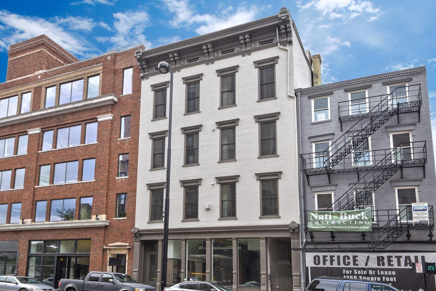 Property for sale at 813 Broadway Street Unit: 404, Cincinnati,  Ohio 45202