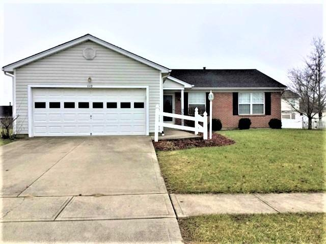 Property for sale at 449 Crossbow Drive, Hamilton Twp,  OH 45039