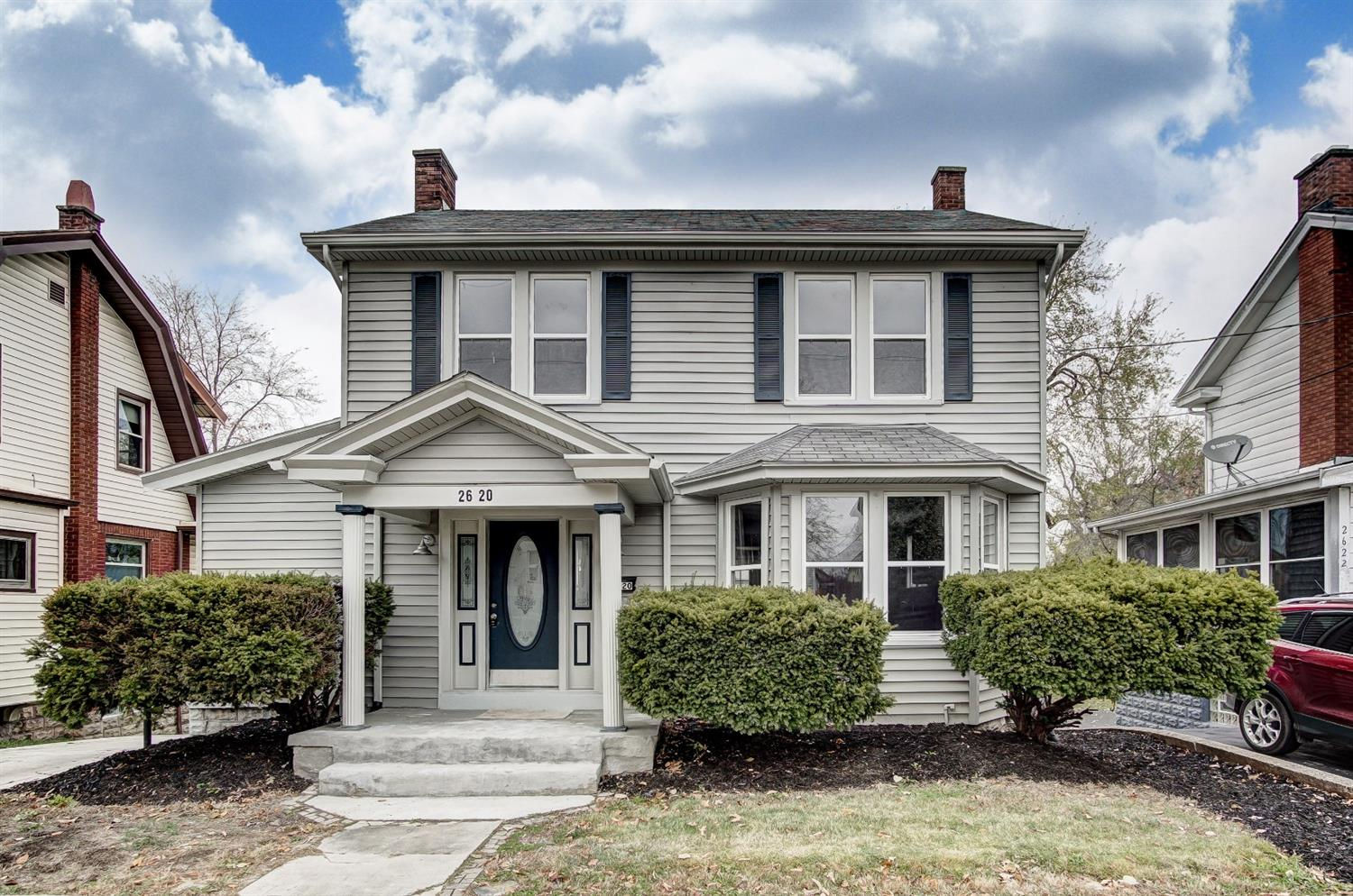 Property for sale at 2620 Leslie Avenue, Norwood,  OH 45212