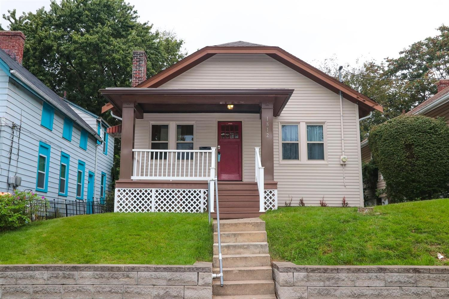Property for sale at 1812 Lincoln Avenue, Norwood,  OH 45212
