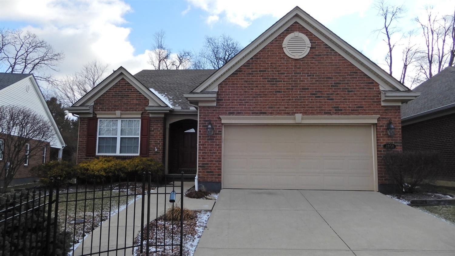 Property for sale at 2858 Parkwalk Drive, Green Twp,  OH 45239