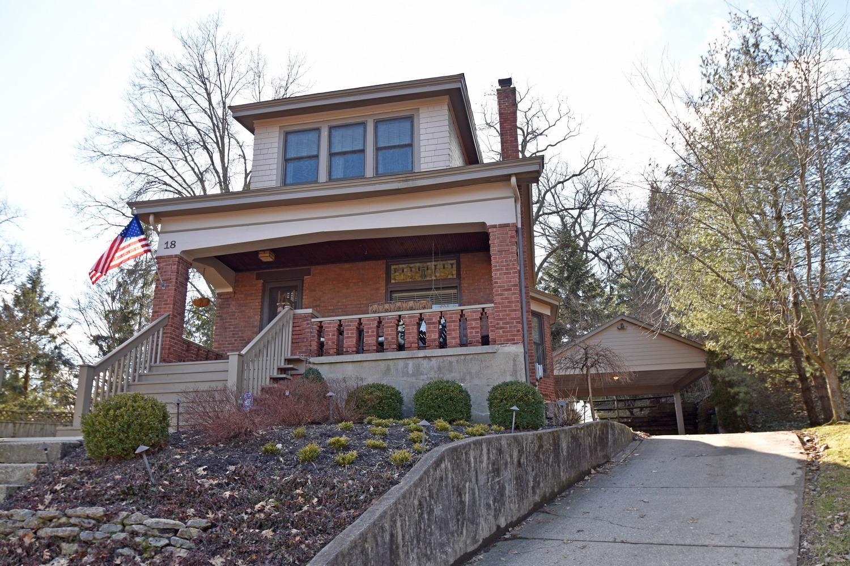 Property for sale at 18 Arcadia Place, Cincinnati,  Ohio 45208