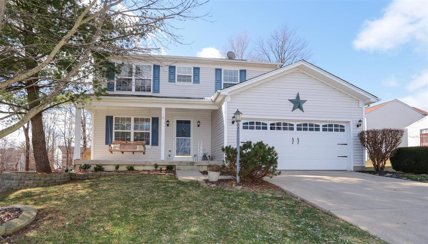Property for sale at 9648 Fallshill Circle, Springfield Twp.,  OH 45231
