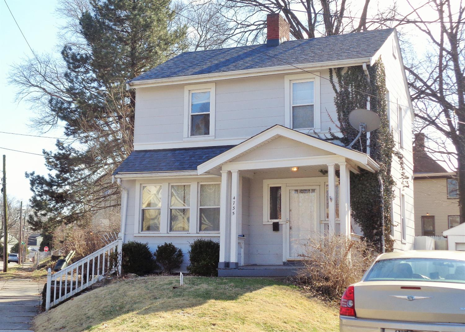 Property for sale at 4735 Ridgeway Avenue, Norwood,  OH 45212