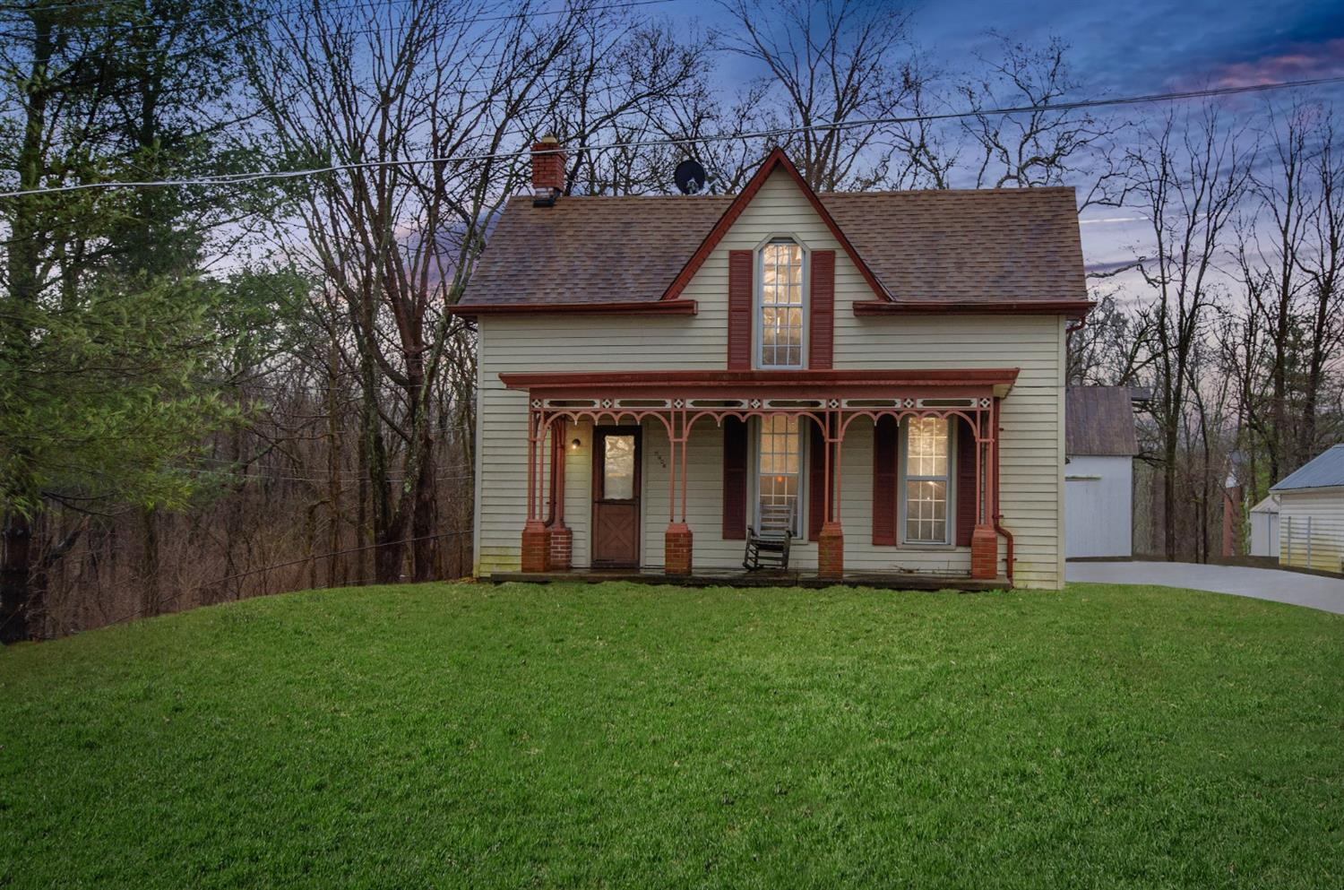 Property for sale at 6787 St Rt 727, Wayne Twp,  OH 45122