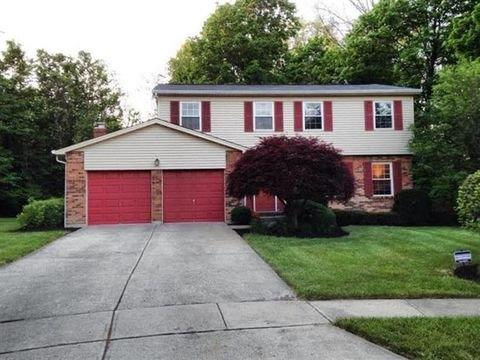 Property for sale at 1838 Lockbourne Drive, Springfield Twp.,  OH 45240