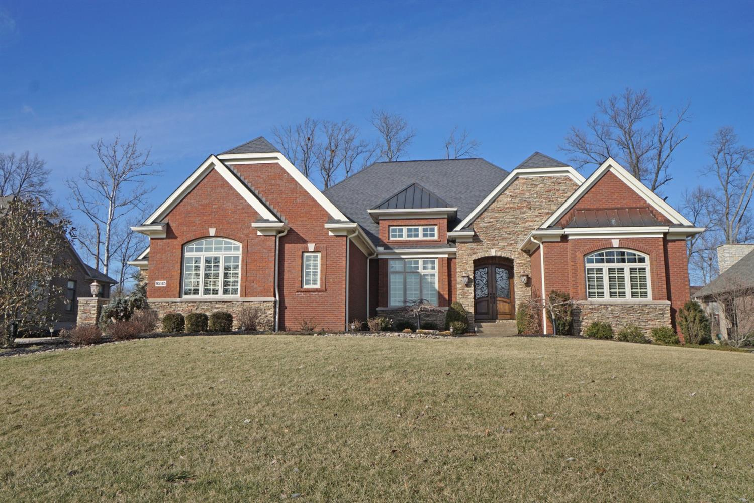 Property for sale at 9245 Shallow Creek Drive, Symmes Twp,  OH 45140