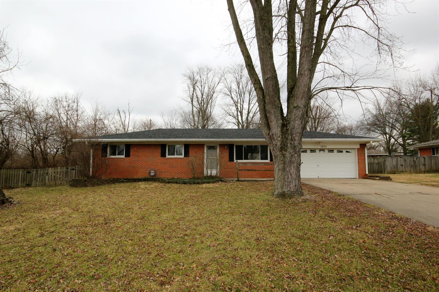 Property for sale at 3834 Ruby Drive, Franklin Twp,  Ohio 45005