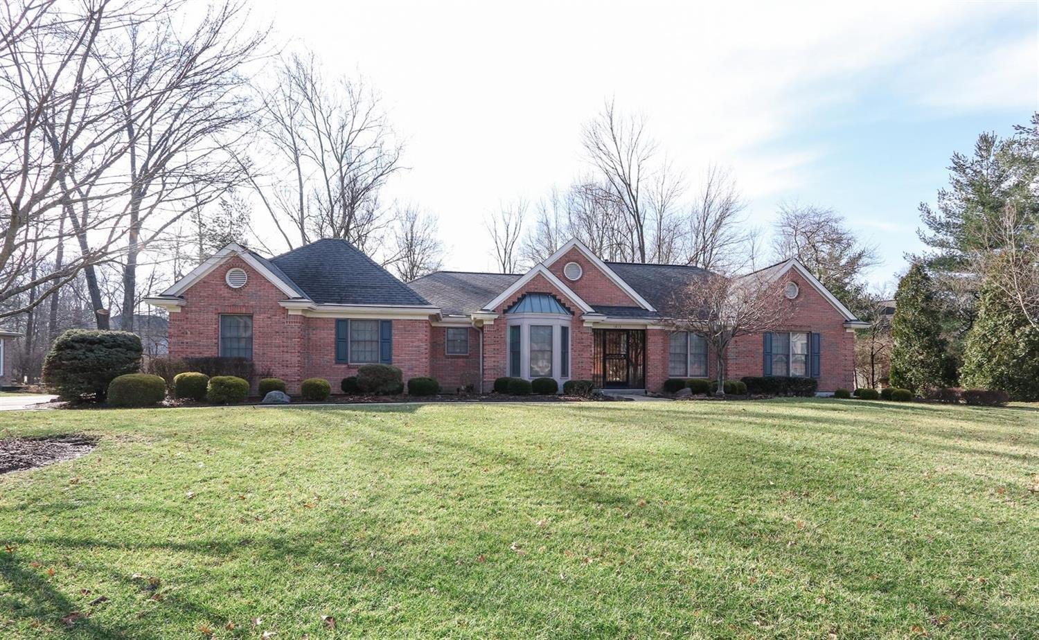 Property for sale at 1813 Tanglewood Drive, Loveland,  OH 45140