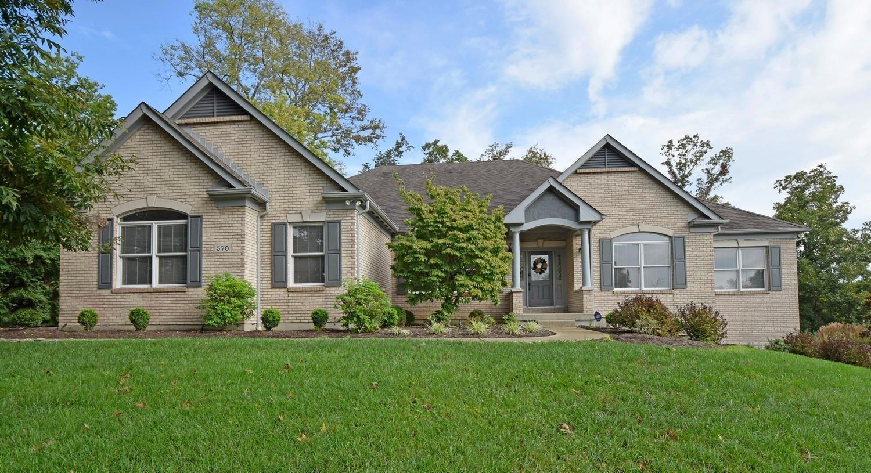 Property for sale at 570 Ridgestone Drive, Anderson Twp,  Ohio 45255
