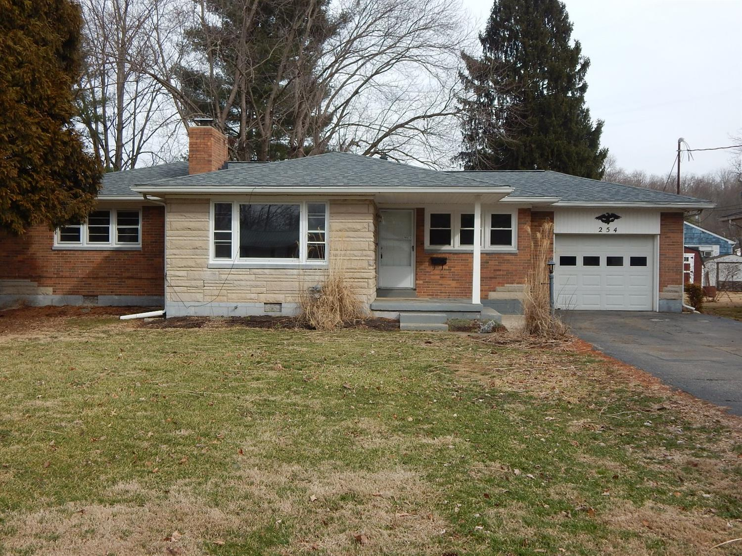 Property for sale at 254 Second Street, Morrow,  Ohio 45152