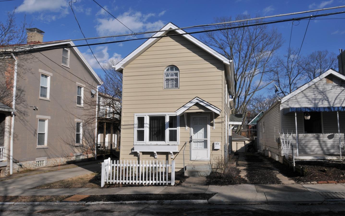 Property for sale at 2938 Cleinview Avenue, Cincinnati,  Ohio 45206
