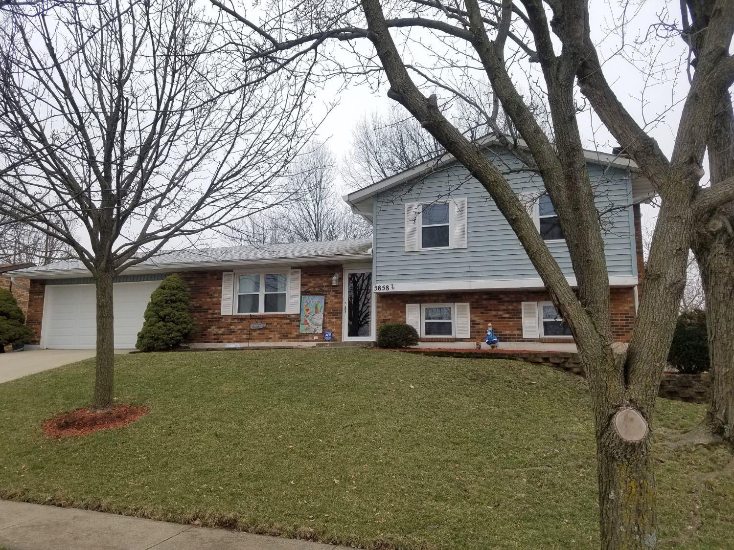 Property for sale at 5858 Gilmore Drive, Fairfield,  Ohio 45014