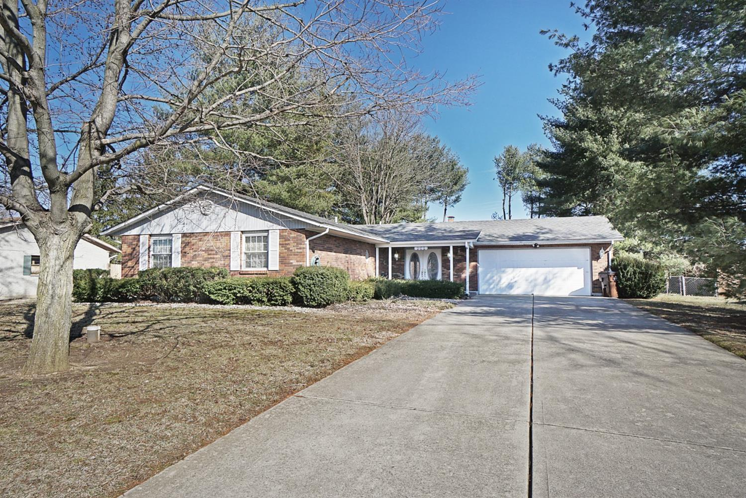 Property for sale at 8760 Oriole Drive, Franklin Twp,  Ohio 45005
