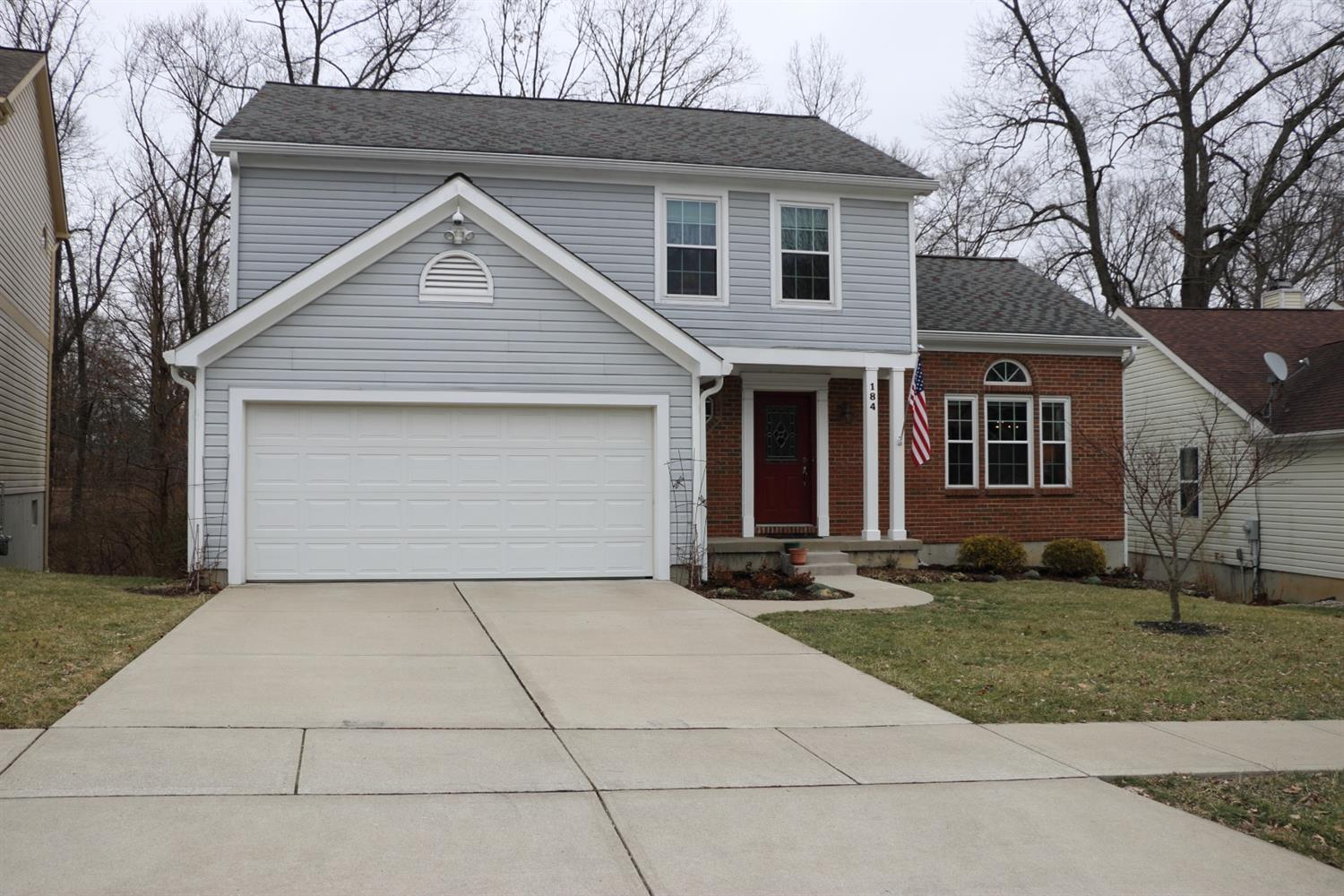 Property for sale at 184 Cannonade Drive, Loveland,  Ohio 45140