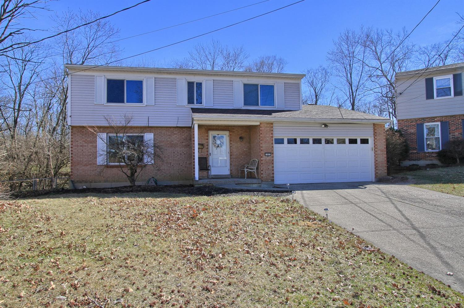 Property for sale at 1001 Hearthstone Drive, Springfield Twp.,  Ohio 45231