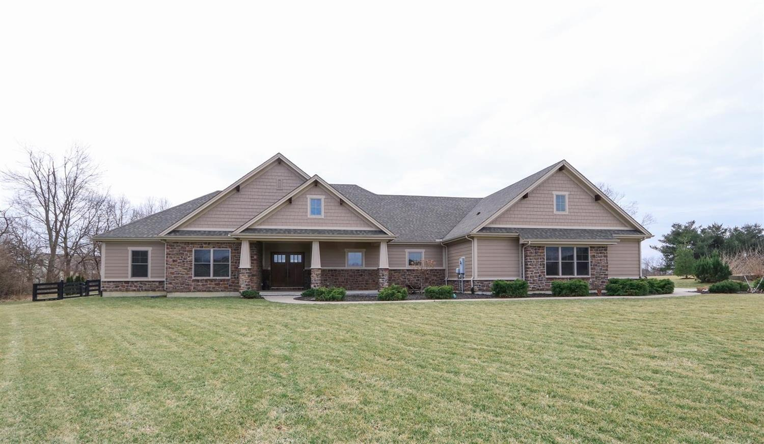 Property for sale at 4843 Justin Court, Wayne Twp,  Ohio 45068