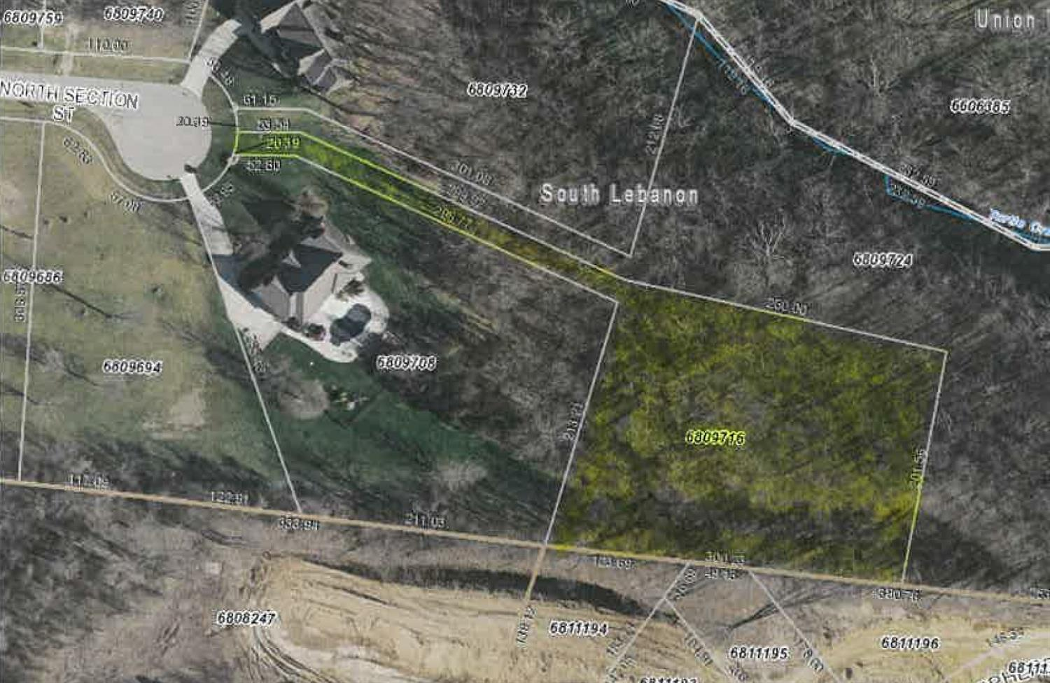 Property for sale at 0 North Section Street Lot 9, South Lebanon,  Ohio 45065