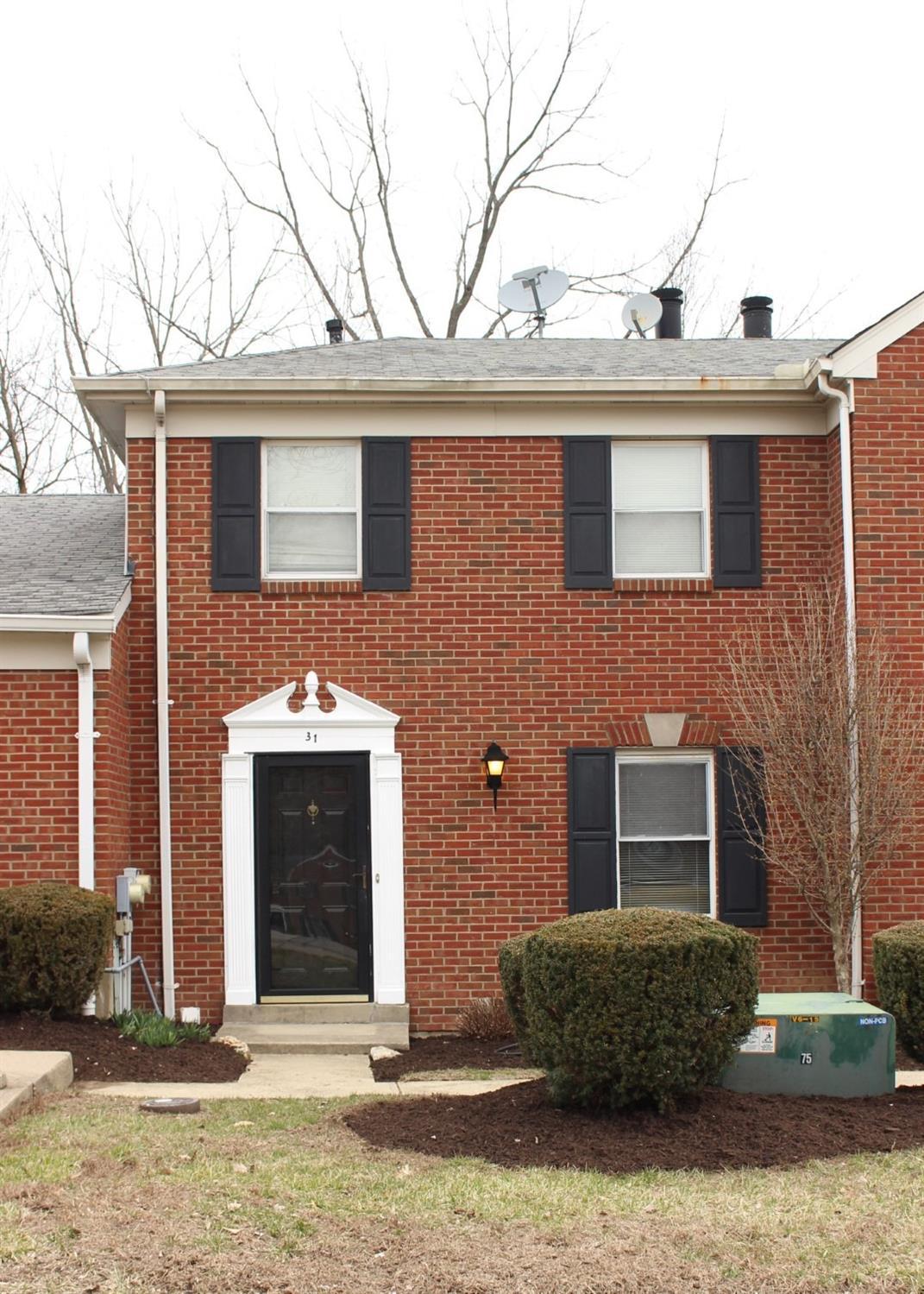 Property for sale at 6355 Corbly Road Unit: 31, Cincinnati,  Ohio 45230