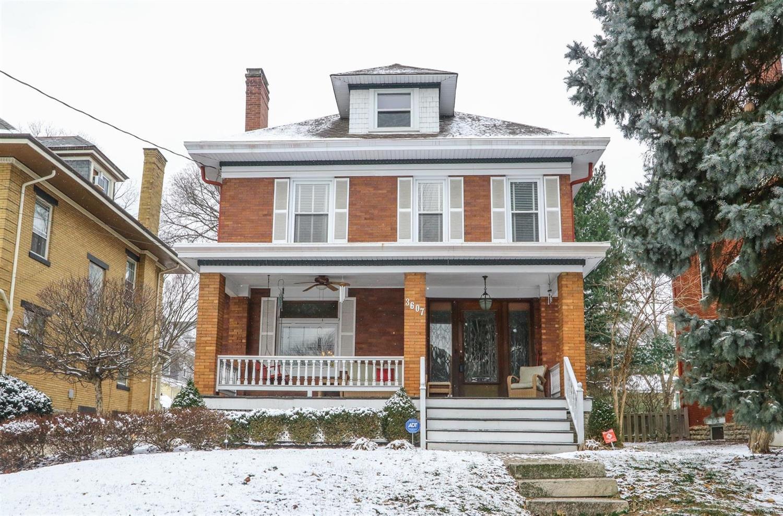 Property for sale at 3607 Zumstein Avenue, Cincinnati,  Ohio 45208