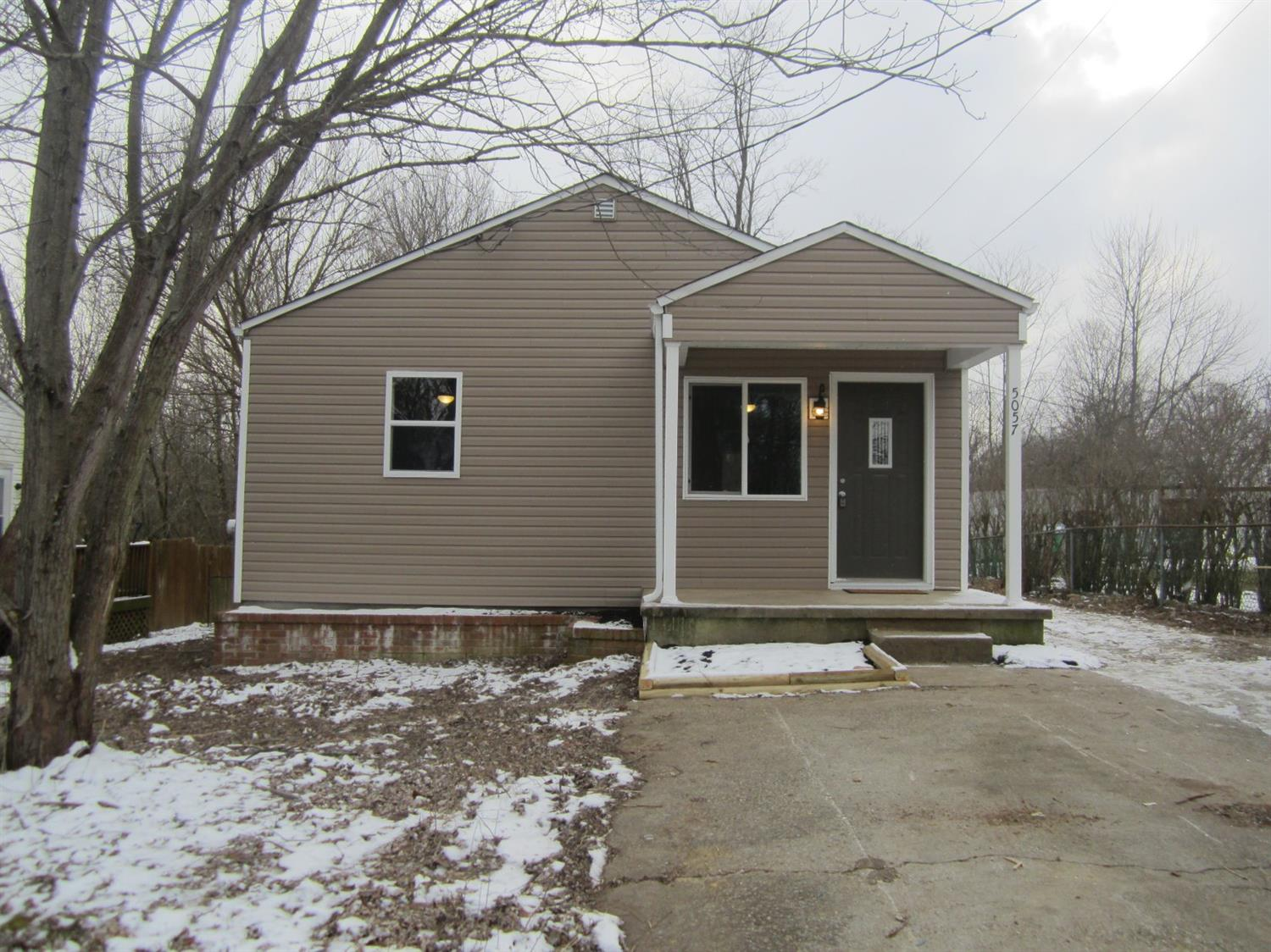 Property for sale at 5057 S St Rt 123, Salem Twp,  Ohio 45152