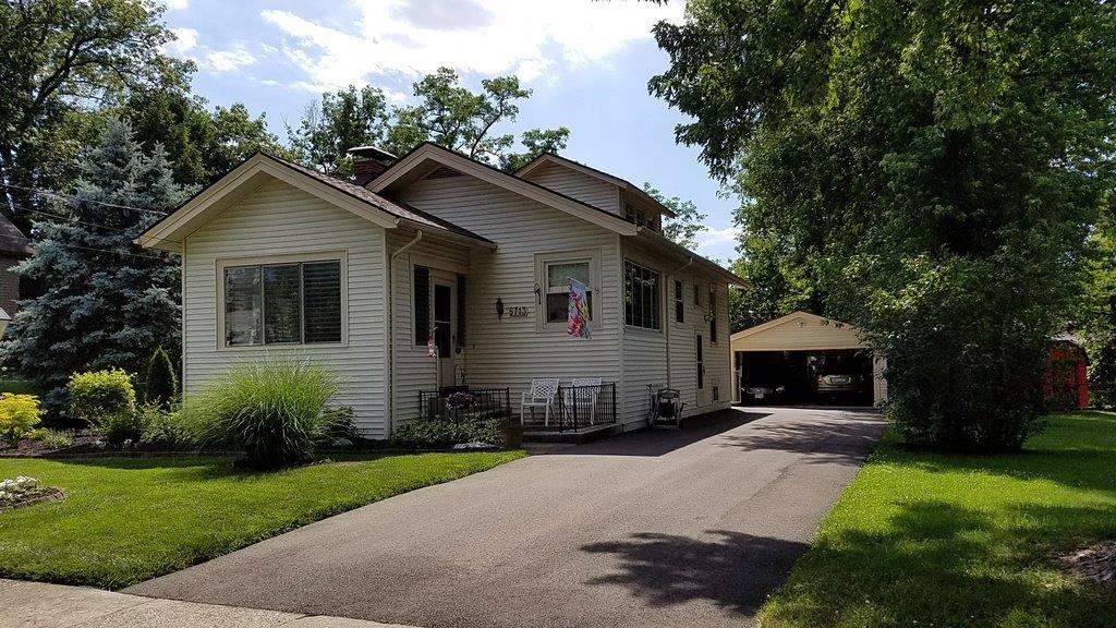 Property for sale at 5713 Valley View Avenue, Cincinnati,  Ohio 45213