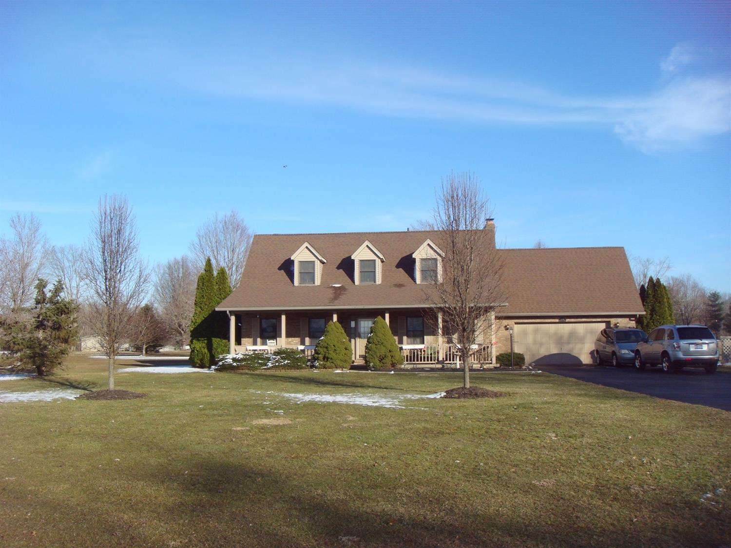 Property for sale at 11724 Cloverlick Drive, Clark Twp,  Ohio 45106